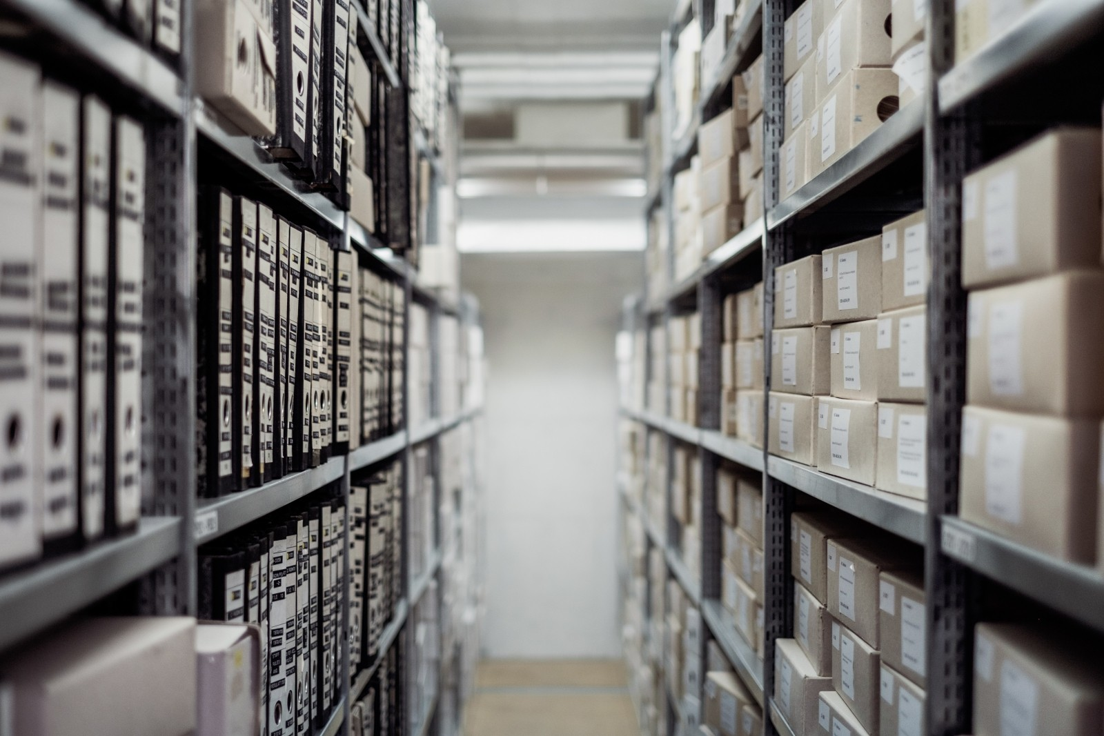 finding polish documents archive document search shelves documents