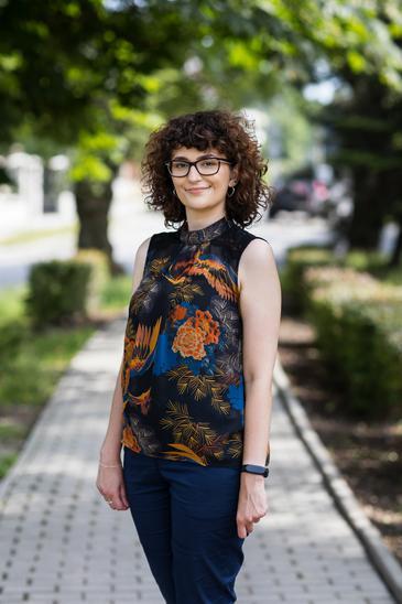 Ewelina Olaszek Document Search Specialist