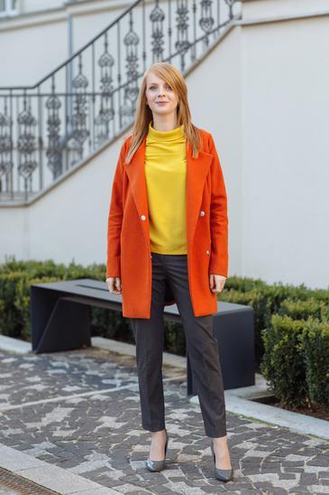 Aneta Dąbek Junior Citizenship Specialist in Lexmotion Law Firm